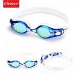Очки для взрослых для плавания в бассейне для взрослых, с зеркальным покрытием