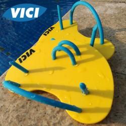 Кистевые лопатки, колабашки, досточки для плавания и трубки для плавания и для сноркинга