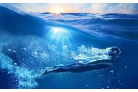 Польза плавания для кожи. Все плюсы и минусы.