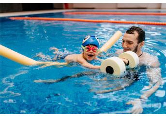 Очки для плавания для маленьких детей